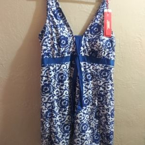 Womens 4X bathing suit